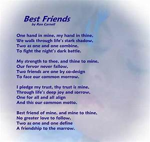 Bff Quotes And Poems. QuotesGram