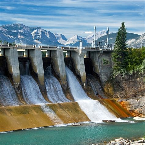 Hydroelectric Power Generation Rockwell Automation