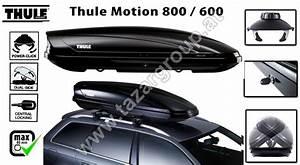 Thule Dachträger Mit Dachbox : dachbox thule motion 600 black ~ Kayakingforconservation.com Haus und Dekorationen