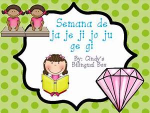 Ja Je Ji Jo Ju Ge Gi Bundle By 39 S Bilingual Box Tpt