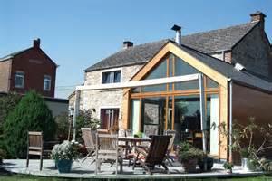 constructeur maison bois belgique constructeur extension maison bois belgique