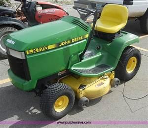 1993 John Deere Lx176 Lawn Mower