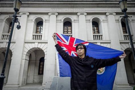 poll  hong kongers  prefer british rule
