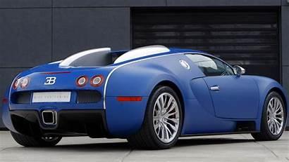 Bugatti Wallpapers Veyron Centenaire Bleu Cars Super
