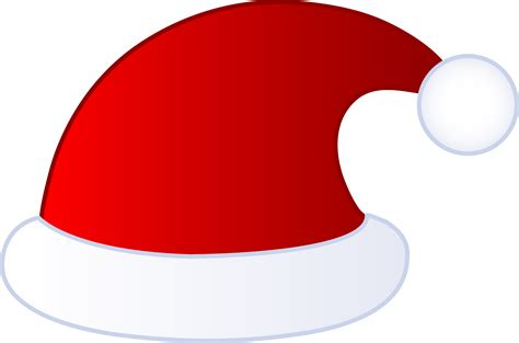 santa hat clipart best