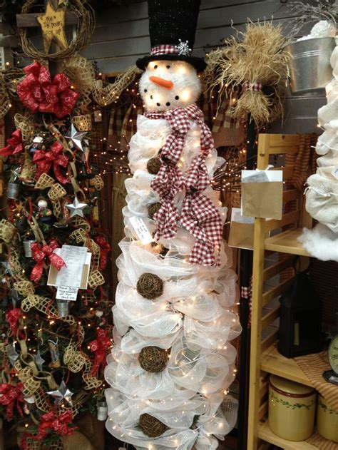 tomato cage snowman snowman christmas tree a tomato cage tomato cage with either fabric netting or wide ribbon