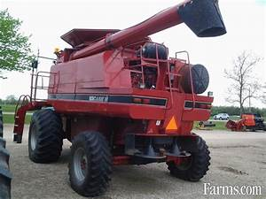 Case Ih 1998 2366 Combines For Sale