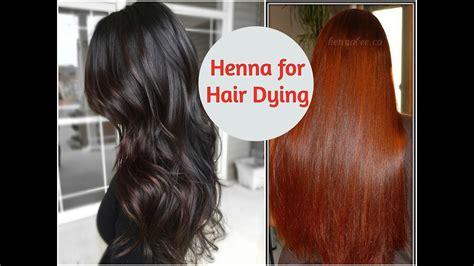 diy henna packs    hair colours deep