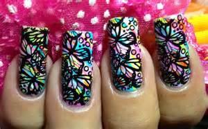 Fab ur nails random nail art