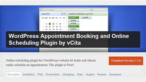 top   appointment scheduling reminder wordpress