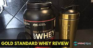 On Gold Standard Whey Protein Review