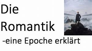 Berühmte Kunstwerke Der Romantik : die romantik eine epoche erkl rt i youtube ~ One.caynefoto.club Haus und Dekorationen