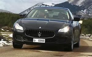 Prix D Une Maserati : maserati quattroporte v8 bi turbo 2013n une grosse berline voiture neuve et d 39 occasion de ~ Medecine-chirurgie-esthetiques.com Avis de Voitures
