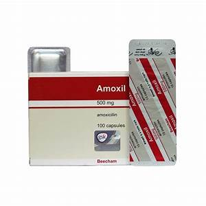 Amoxil 500mg Capsules | m-Medix.com