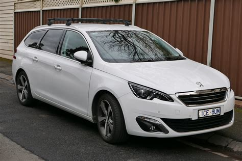 Peugeot 308 Wagon by File 2014 Peugeot 308 T9 Touring Station Wagon