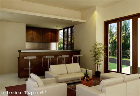 gambar rumah interior rumah type