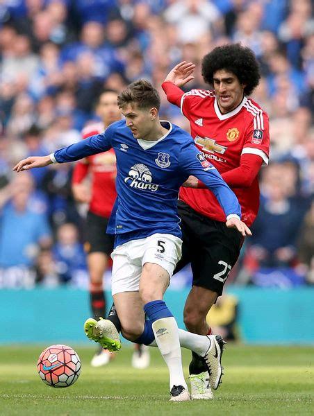 Emirates FA Cup Semi-Final Everton v Manchester United ...