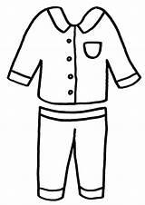 Pajama Coloring Pyjama Drawing Llama Template Pajamas Preschool Pyjamas Crafts Pijama Activities Jules Polar Express Outlines Printables Clothes Google Dia sketch template