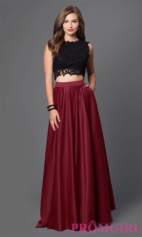 Elegant Long and Short Two Piece Party Costumes for Ladies u2013 Designers Outfits Collection