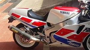 Yamaha Fzr 1000 Exup 1989 Arrow Exhaust