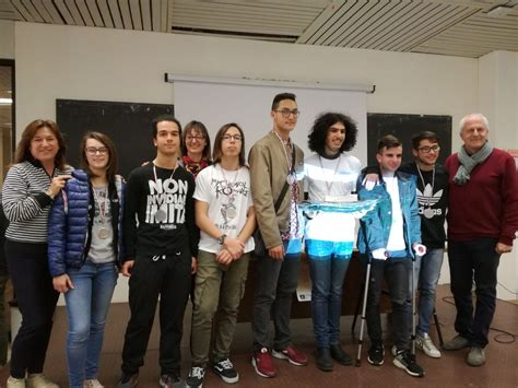 Ufficio Sta Bocconi by Giochi Matematici Gli Studenti Liceo Rosetti Si