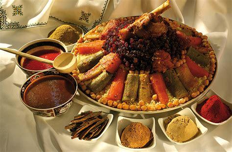 cuisine couscous traditionnel le maroc la route sans fin
