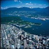 World Visits: Vancouver Skyline Attraction City Of British ...