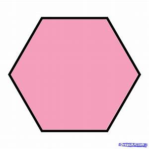 How to draw a Hexagon, Step by Step, Symbols, Pop Culture ...