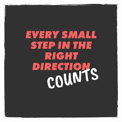 Monday Mindset Quotes Step Students Right Counts