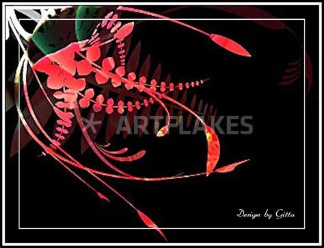 digitaler blumentraum  digital art art prints