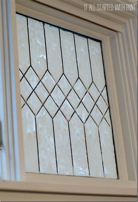 Faux Leaded Glass Window  It All Started With Paint. Cheap Rooms Las Vegas. Decorative Porch Railings. Living Room Furniture Set. Snowflake Outdoor Christmas Decorations. Different Color Dining Room Chairs. Hotels With Jacuzzi In Room Omaha Ne. Living Room Flooring Ideas. Chicago Decorators