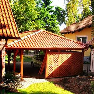 Aluminium Carport Aus Polen : walmdach carport carport aus hols holzprodukte aus polen ~ Articles-book.com Haus und Dekorationen