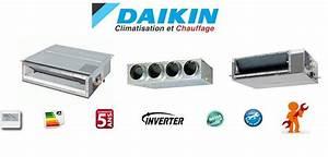 Clim Reversible Gainable : climatiseurs gainables daikin petit prix ~ Edinachiropracticcenter.com Idées de Décoration
