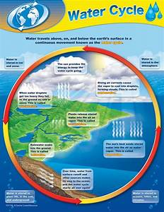 water cycle chart learning tree educational store inc