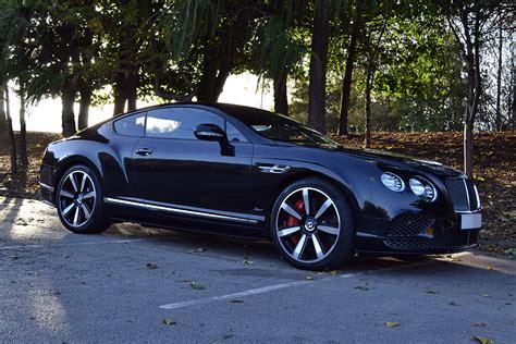 Dechromed Bentley Continental Gt