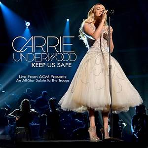 Carrie Underwood Honors Soldiers With Song Written For Acm