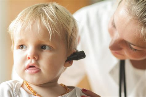 Ear Infections And Ear Tubes In Children