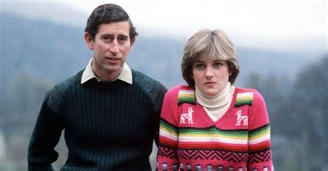 Prince and Princess Diana Dating Charles