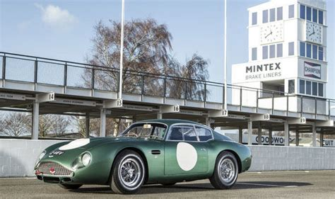 racing legends aston fetches champion price scotland