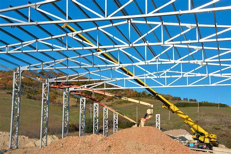 capannoni in acciaio capannoni industriali in ferro spazio