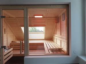 Sauna Unter Dachschräge : sauna dachschr ge ihre wellnessoase unterm dach ~ Sanjose-hotels-ca.com Haus und Dekorationen