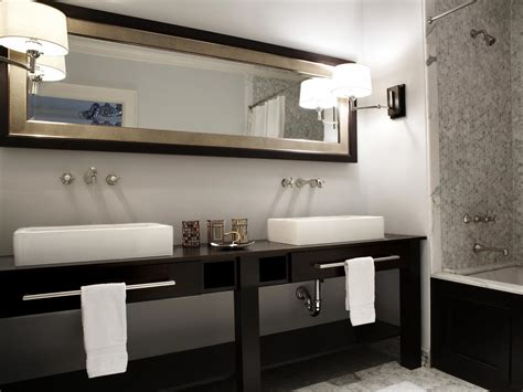 decorative bathroom vanity mirrors  elegant bathroom