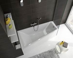 Baignoire Douche Dimension : baignoire asym trique maestro asym trique aquarine ~ Premium-room.com Idées de Décoration