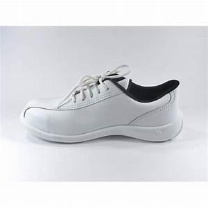 Chaussure De Securite Cuisine Femme : chaussure de s curit blanche femme cuisine restauration ~ Farleysfitness.com Idées de Décoration