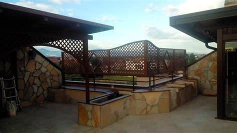 grigliati in ferro per terrazzi grigliati in ferro per terrazzi