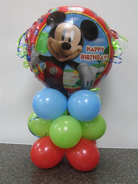 balloon decorations  mickey mouse amytheballoonlady