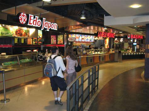 cuisine center food court