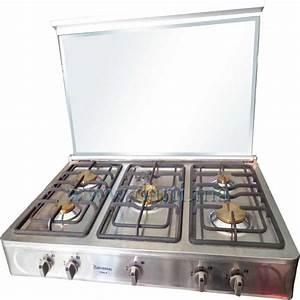 Plaque De Cuisson 5 Feux : plaque de cuisson posable universal inox dartilux ~ Dailycaller-alerts.com Idées de Décoration