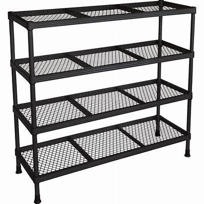 Shelving Wire Shelf Edsal Demo Shelves Industrial