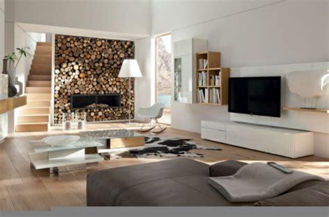 wohnzimmer dunkles holz moderne wohnzimmer einrichtung originelle designs